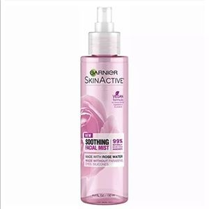 FREE WITH PURCHASE Garnier SkinActive Facial Mist
